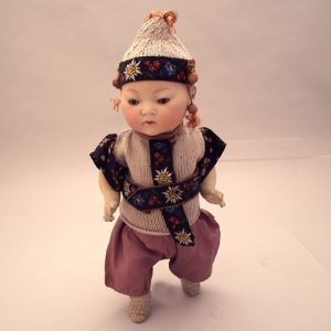 Armand Marseille Oriental Doll
