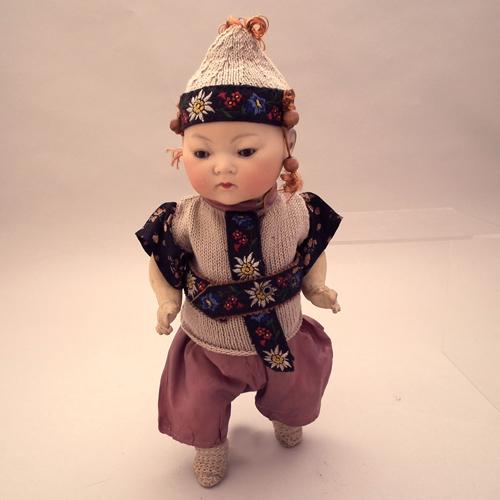 Armand Marseille Oriental Doll