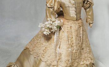 French Bride Poupee ROHMER