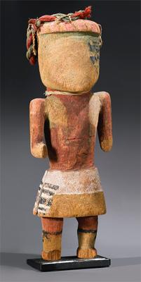 Hopi Polychromed Kachina Doll