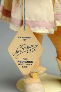 Nova P. Hill, ARCA for Pedigree Soft Toys, Ltd