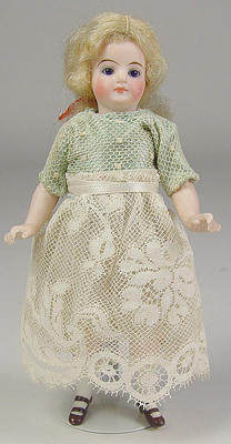 French Mignonette Doll
