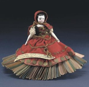 China Doll Fortune Teller