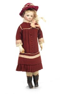 Francois Gauthier fashion doll