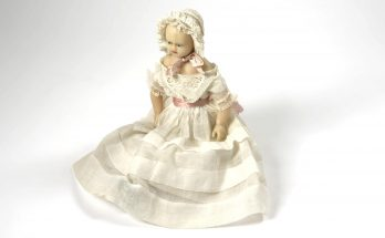 Montanari Wax Doll Princess Louise