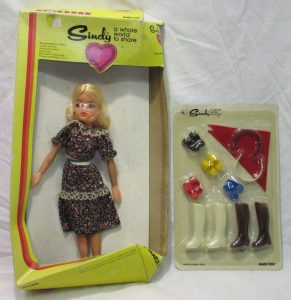 Sindy Doll & Accessories N.I.P.