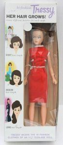 """""""Tressy"""" doll - mint in box"""
